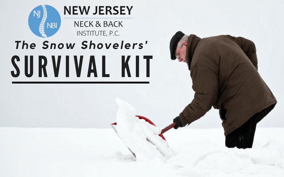 The Snow Shovelers' Survival Kit