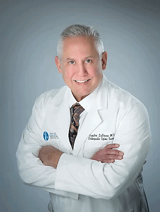 Dr. Sandro LaRocca, director and founder, New Jersey Neck & Back Institute